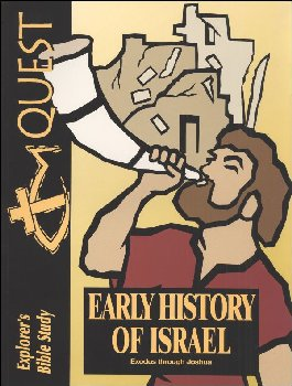 Quest: Early History of Israel Student Book