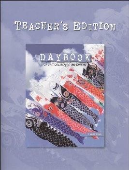 Daybook of Critical Reading and Writing Grade 4 Teacher (2008)