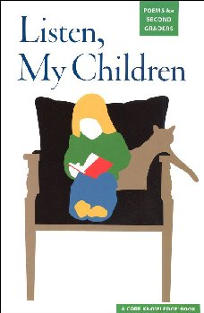 Listen, My Children: Poems for Second Graders