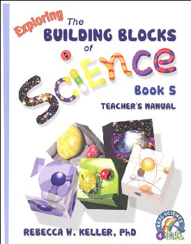 Expl Bldng Blocks of Science Bk 5 Tchr Man'l