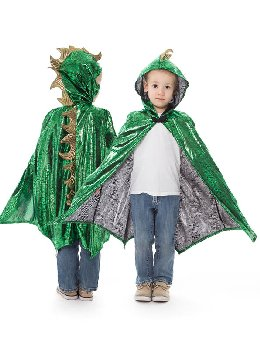 Dragon Cloak Green/Gold