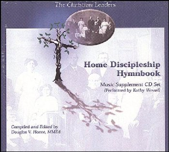 Home Discipleship Hymnbook Supplemental CD Set