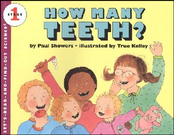 How Many Teeth? (Let's Read and Find Out Science Level 1)