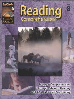 Core Skills: Reading Comprehension Grade 8