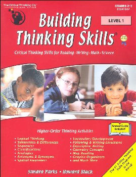 Building Thinking Skills Book 1 with Answers