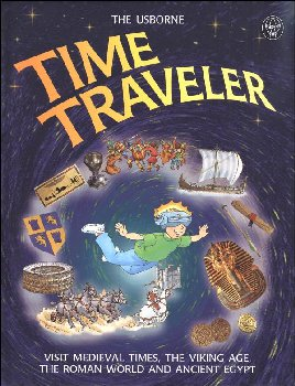 Time Traveler (Usborne combined volume)