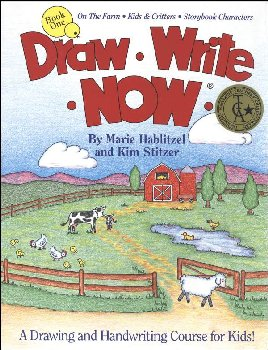 Draw-Write-Now Book 1