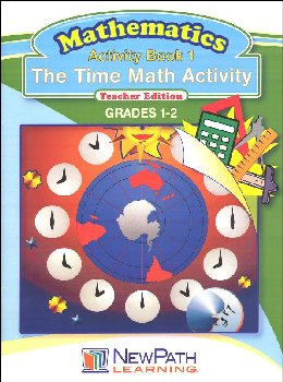 Time Math Activity Book 1 Teacher Edition