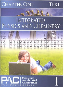 Integrated Physics and Chemistry Chapter 1 Text