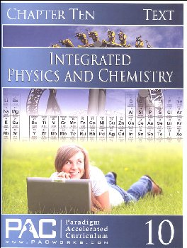 Integrated Physics and Chemistry Chapter 10 Text