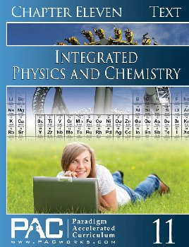 Integrated Physics and Chemistry Chapter 11 Text