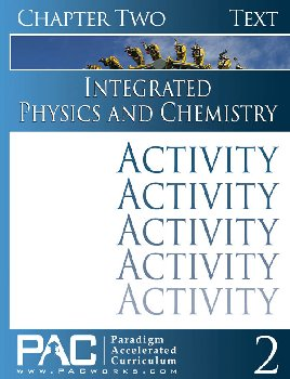 Integrated Physics and Chemistry Chapter 2 Activities