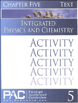 Integrated Physics and Chemistry Chapter 5 Activies