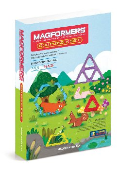 Magformers - Edu Puzzle 7 Piece Set