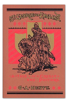 St. George for England Softcover