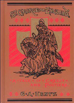 St. George for England HARDCOVER