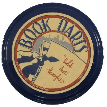 Book Darts - Tin of 50