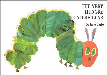 Very Hungry Caterpillar Board Book