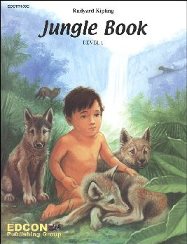 Jungle Book Classic Worktext