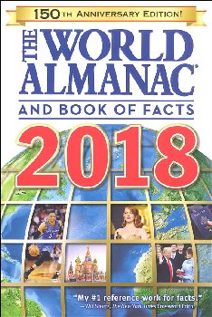 World Almanac and Book of Facts 2020