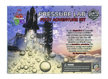 Pressure Lab Fizzy Adventure Kit (Explorer-U)