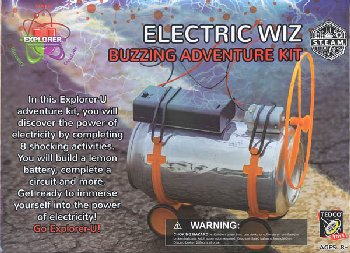 Electric Wiz Buzzing Adventure Kit (Explorer-U)