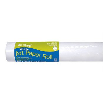 "Paper Roll 18"" wide, 75 ft. long"