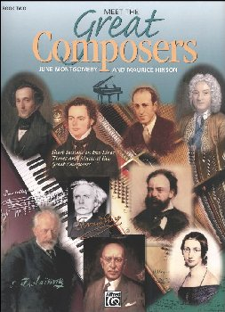 Meet the Great Composers Book 2 Only