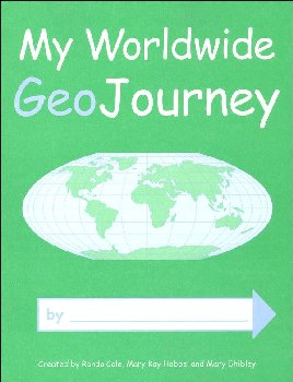 My Worldwide GeoJourney Student Book