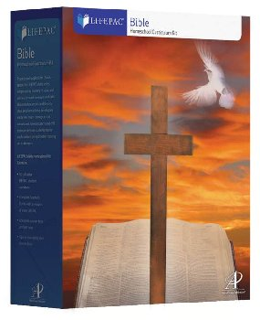 Bible 10 Lifepac Complete Boxed Set