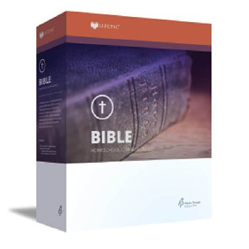 Bible 7 Lifepac Complete Boxed Set