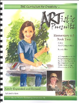 ARTistic Pursuits Elementary Gr 4-5 Book Two 3rd ed - Color and Composition