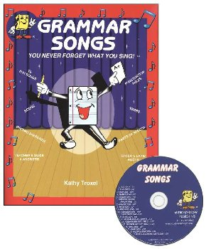 Grammar Songs Kit w/ CD