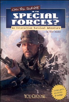 Can You Survive in the Special Forces? An Interactive Survival Adventure