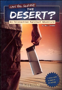 Can You Survive the Desert? An Interactive Survival Adventure