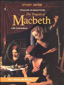 Tragedy of Macbeth Study Guide