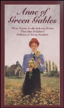 Anne of Green Gables Boxed Set Books #1-#3