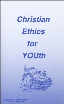 Christian Ethics for YOUth Book