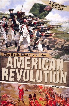 Split History of the American Revolution (Perspectives Flip Book)