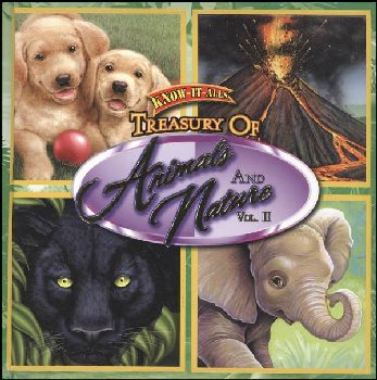 Treasury of Animals and Nature (Vol II)