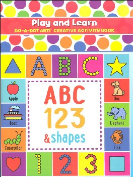 Play & Learn ABC Numbers and Shapes Creative