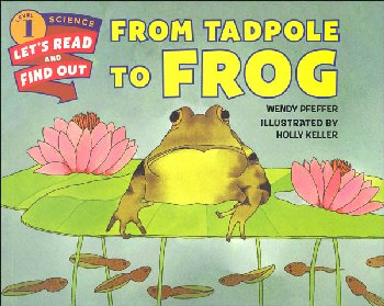 From Tadpole to Frog (LRAFOS Level 1)