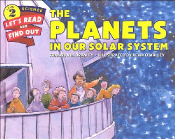 Planets in Our Solar System (Let's Read and Find Out Science Level 2)