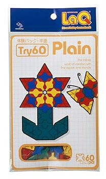 LaQ Try60 Plain (60 pieces)