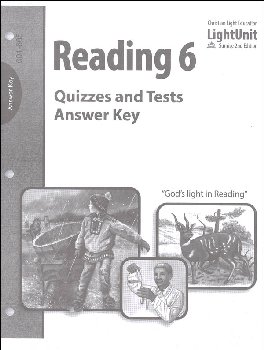 Calls to Courage Quiz/Tests Ans Key Snrs 2ED