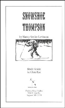 Study Guide for Snowshoe Thompson