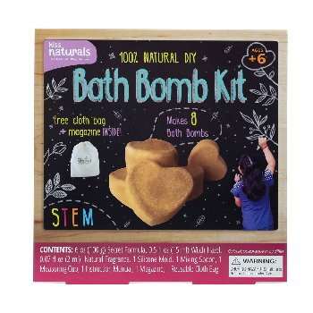 DIY Bath Bombs Kit