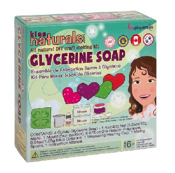 DIY Mini Glycerine Soap Kit