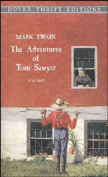 Adventures of Tom Sawyer Thrift Edition