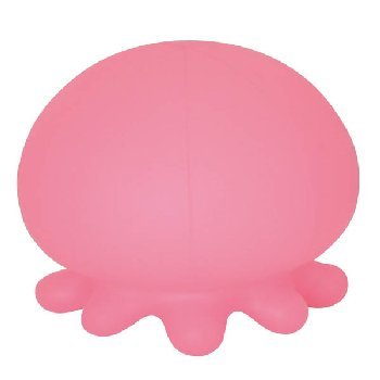 Jellyfish Bath Light - Pink